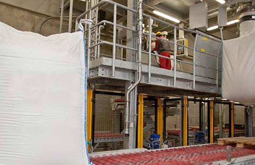 llenadoras sacos industriales